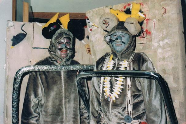 Maus in der Mausefalle 1997