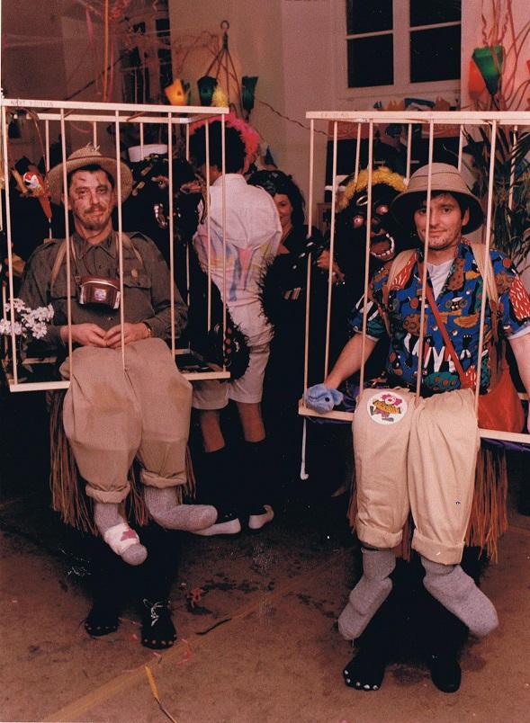Gefangen im Käfig 1989